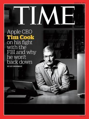Here's the Full Transcript of TIME's Interview With Apple CEO Tim Cook | An Eye on New Media | Scoop.it