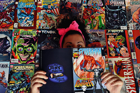 Not Your Mother's Wonder Woman: Feminist Comics Out Now | Women of The Revolution | Scoop.it