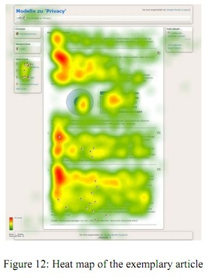 How Students View a Moodle page (Research on Eye tracking across a Course) | eLearning Kaizen | Scoop.it
