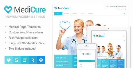 MediCure – Health & Medical Wordpress Theme - WordpressThemeDB | WordpressThemeDatabase | Scoop.it