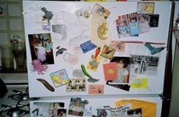 What's on your refrigerator? | Resources for Team Leaders | Scoop.it