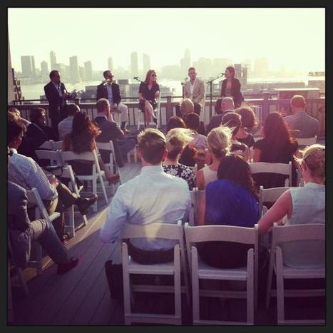 Financial marketers discuss content marketing at rooftop event Special - DigitalJournal.com   Brand content   Scoop.it