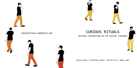 Curious Rituals: Gestural Interaction in the Digital Everyday (2012) — Monoskop Log | Embodied Zeitgeist | Scoop.it