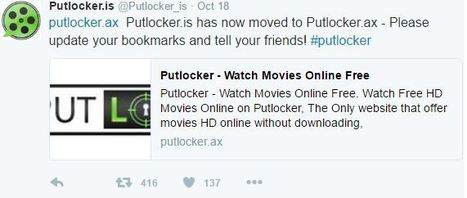 Putlocker.ax reunites the Putlocker.is Unbeatable Streaming | Rankgeek | Scoop.it
