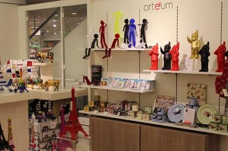 Arteum ouvre un corner au BHV Marais | My Pop Corner | Scoop.it