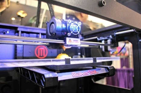 The revolution will be 3D printed: Makerbot brings its latest machine, the ... - Digital Trends | 3d printer disruption | Scoop.it