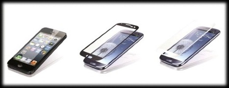 Seidio.. new tempered glass screen protector for iPhone 5 and Galaxy S III   Technological Sparks   Scoop.it