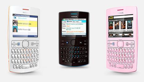 Nokia lança o celular Asha 205 no Brasil | Natan Korm | Scoop.it
