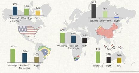 WhatsApp vaut-il vraiment 19 milliards de dollars ? | Marketing Web | Scoop.it
