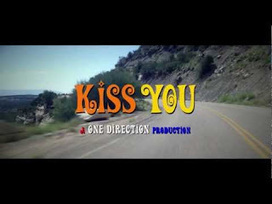 One Direction - Kiss You (official Video) - Song Lyrics & Videos   1D, BTR, etc...   Scoop.it