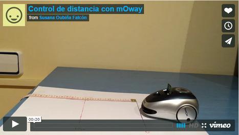 Control de variables en el movimiento (mOway+Scratch) | tecno4 | Scoop.it