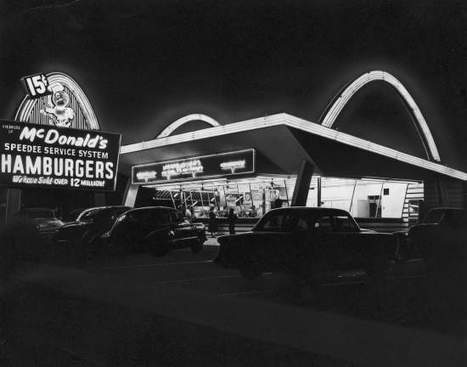 How a Late-Blooming Entrepreneur Made McDonald's the World's Largest ... - TIME | Small business updates | Scoop.it
