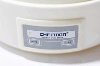 Máy làm sữa chua Chefman CM-301 loại 16 cốc nhựa cao cấp hương hiệu Chefman | thoi-trang-ao-thun-ao-lop | Scoop.it