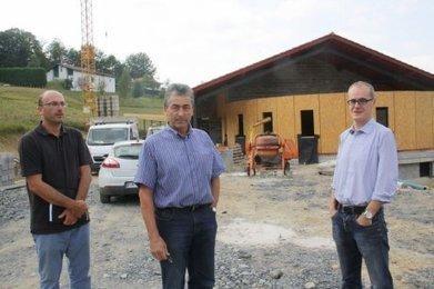 Hasparren : La nouvelle crèche ouvrira début 2014 | BABinfo Pays Basque | Scoop.it