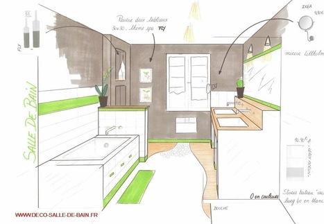 Les étapes pour réussir une décoration de salle de bain | deco salle de bain | Scoop.it