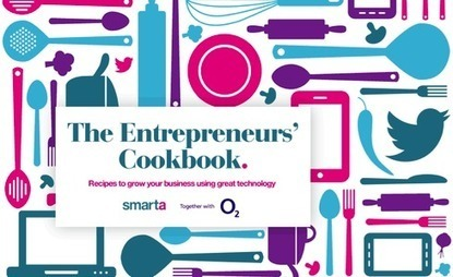 The Entrepreneurs Cookbook: Recipes to grow your business using great technology | Smarta | Computer Parts Supplier | Scoop.it