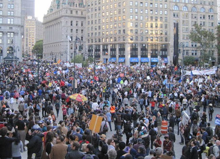 Integral Reflection on Occupy Wall Street Protests — Integral Thinkers | Futurable Planet: Answers from a Shifted Paradigm. | Scoop.it