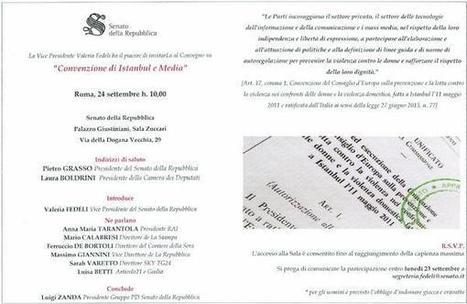 Twitter / valeriafedeli: Il 24 settembre, alle ore 10, ... | DOPPIA PREFERENZA | Scoop.it