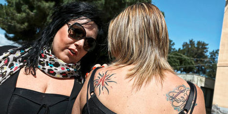 Le tatouage intègre le «panier de la ménagère» italienne | Histoire culturelle - Normes et pouvoirs, pratiques et sensibilités | Scoop.it