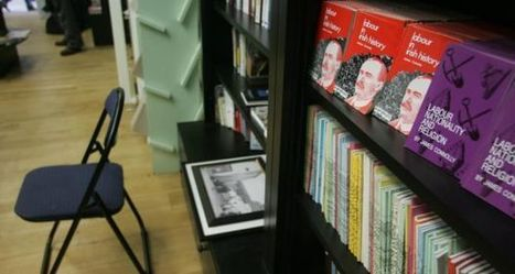 An Irishman's Diary: Dublin's communist bookshop and an ancient theatre   Poetry   Scoop.it
