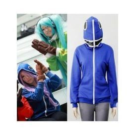 Vocaloid Haku Matryoshka Blue Cotton Sports Style Copslay Costume -- CosplayDeal.com | Cosplay Costumes at CosplayDeal.com | Scoop.it