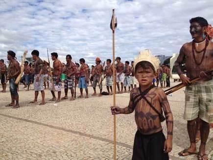 Amazon Watch - Eye on Brasília: Indigenous Resistance to Dams Persists | ARAWA network news | Scoop.it
