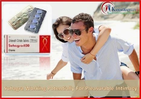 Suhagra Working Potentially For Pleasurable Intimacy | Health | Scoop.it