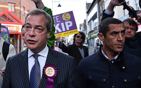 Nigel Farage: I will not stand again for parliament if I lose on Thursday   Trade unions and social activism   Scoop.it