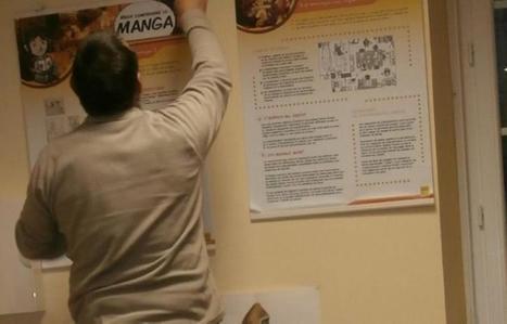 Castelnau-Durban. Concours de dessin manga à la bibliothèque | Le manga et les animations autour du manga en bibliothèque | Scoop.it