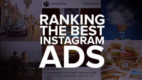 The 5 Best Instagram Ads | MarketingHits | Scoop.it