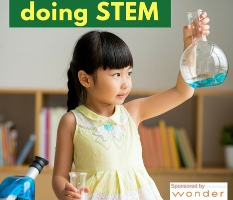 Moving from Teaching STEM to Doing STEM | iPads, MakerEd and More  in Education | Scoop.it