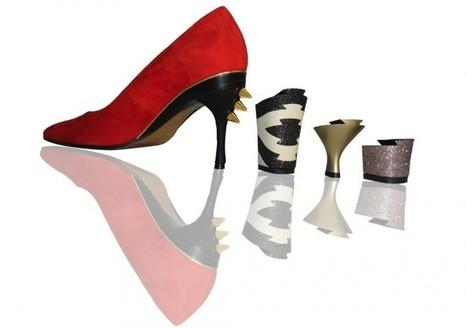 Os sapatos que trocam o salto | Conexão Paris | Palpi Fashion & Style | Scoop.it