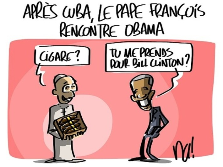 En passant par Cuba | Baie d'humour | Scoop.it