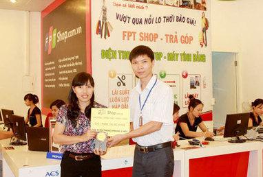 """FPT Shop mở chương trình """"Đổi cũ - lấy mới"""" trợ giá đến 30% - Hà Nội Mới   Tin công nghệ & Khuyến mãi - FPTShop.com.vn   Scoop.it"""