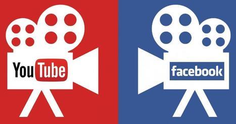 Les vidéos plus fortes sur Facebook que sur YouTube auprès des jeunes ? | Digital Social Club | Scoop.it