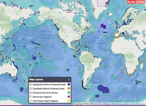 "A Blueprint for Protecting the World's Oceans (""time to take a closer look; are we doing enough?"") 