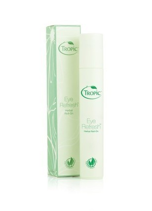 Eye Refresh Roll-On   15ml   Tropic Skin Care   Scoop.it