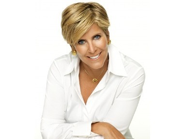 """Suze Orman Talks about her New Debit Card; Credit Scores, Occupy Wall Street, and the American Dream 
