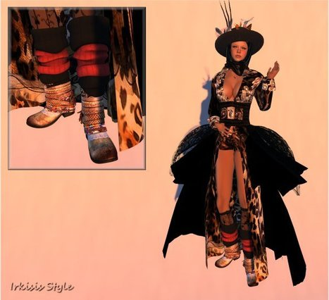 IRKISIS STYLE: Alb Dream - Zinner Shapes   Irkisis Style   Scoop.it