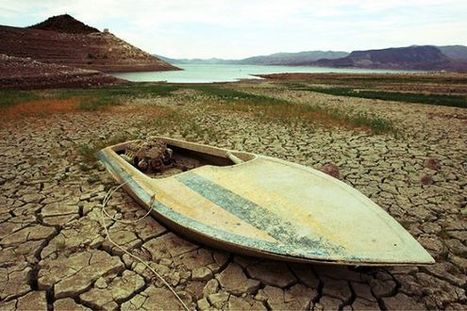 """7 GIFs That Will Convince You Just How Scary the Drought in the West Is (""""pictures tell the story"""")   Water Stewardship   Scoop.it"""