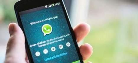 Las videollamadas llegan a WhatsApp: así puedes ser uno de los primeros en usarlas - 20minutos.es | Tecnología | Scoop.it
