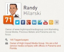 7 Actions Every Influencer can do on Klout Right Now - Randy Hilarski Dot Com | Tech News, Tips & More | Scoop.it