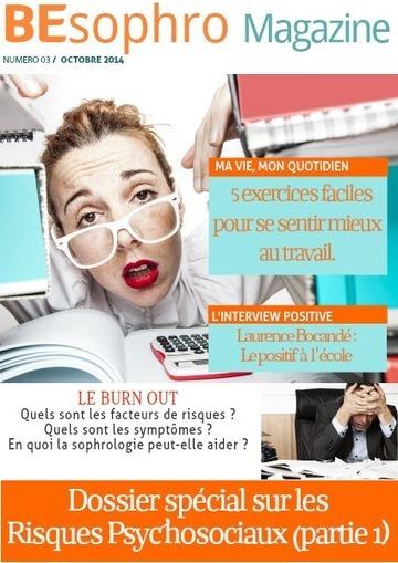 BESOPHRO MAGAZINE Septembre 2014   Prévention de la santé et du stress.   Scoop.it