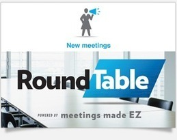 RoundTable - Advanced Meeting Management App Powered By Meetings Made EZ | Marketing | Scoop.it