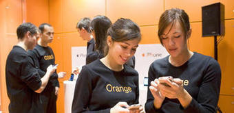 Orange renoue enfin avec la croissance | Telecom et applications mobiles | Scoop.it