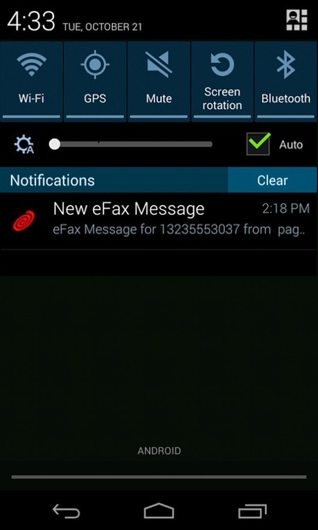 Efax (Mobile Phone Fax App) Download For Android And iPhone (Review) | Free PC To Mobile Calls | Scoop.it
