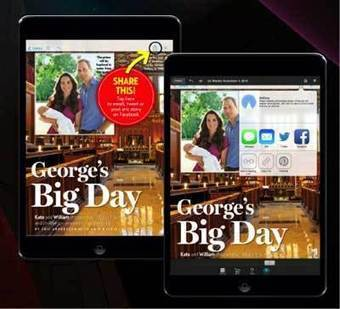 Digital Publishing Model for Magazines Gaining Steam | E-publishing | Scoop.it