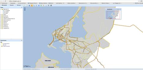 Cartagena ya cuenta con un completo Mapa Interactivo (MIDAS 2) | Cartagena de Indias - 1º edición de boletín semanal | Scoop.it