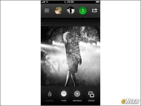 10 iPhone Apps That Add Extra Flair to Shutterbugs' Photos | Eweek | How to Use an iPhone Well | Scoop.it