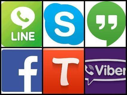 Llamadas gratuitas más allá de WhatsApp: Skype, Line, entre otras aplicaciones | Eines 2.0 | Scoop.it